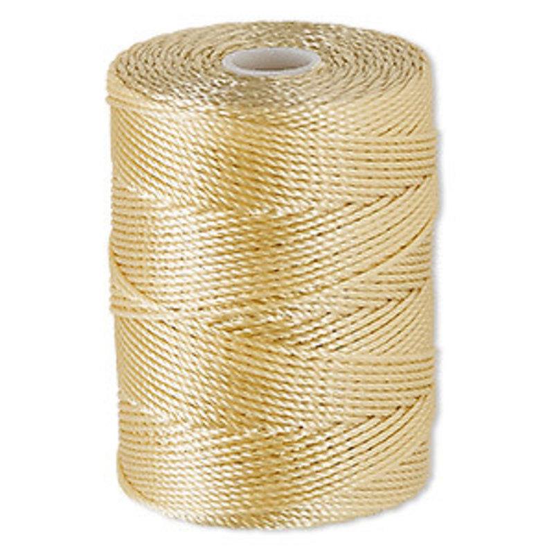 C-Lon C-Lon Nylon Wheat 0.5Mm 92Yrds