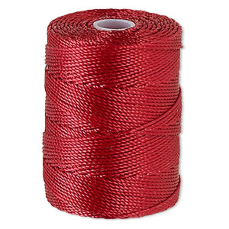 C-Lon C-Lon Nylon Hot Red 0.5Mm 92Yrds