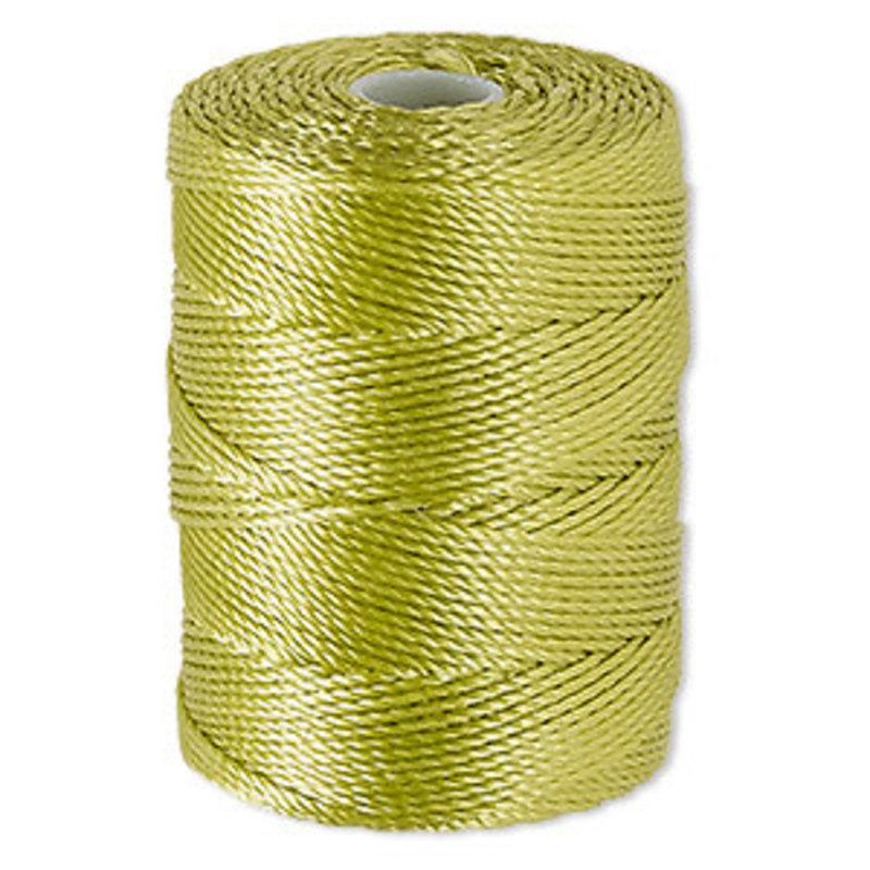C-Lon C-Lon Nylon Chartreuse 0.5Mm 92Yrds