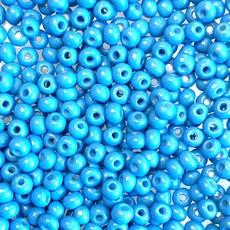 MJB #8  MJB  Seed Beads   50gr  package  Blue