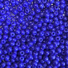MJB #8  MJB  Seed Beads   50gr  package  Navy Blue