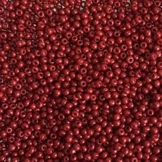 MJB #12  MJB Seed Beads   50gr  pkg  Ruby Red