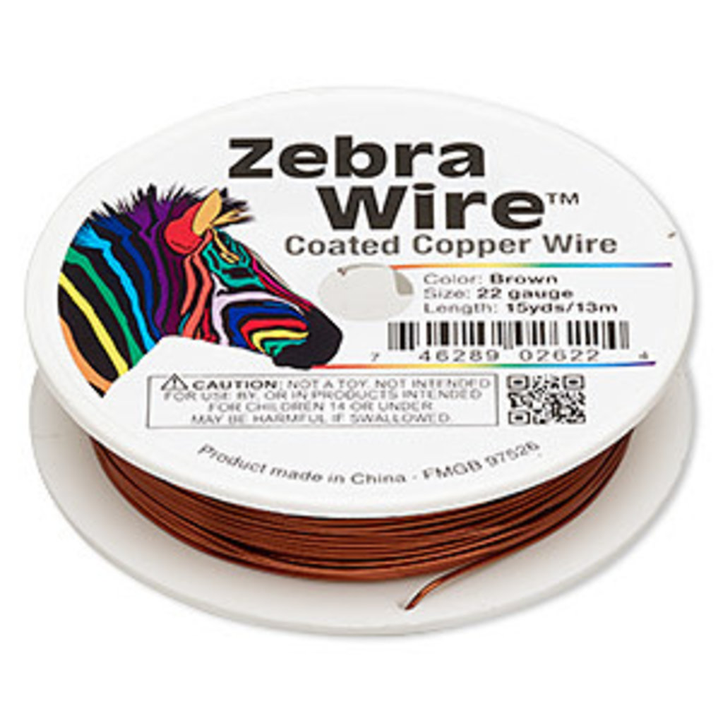 Zebra Wire Zebra Wire Brown