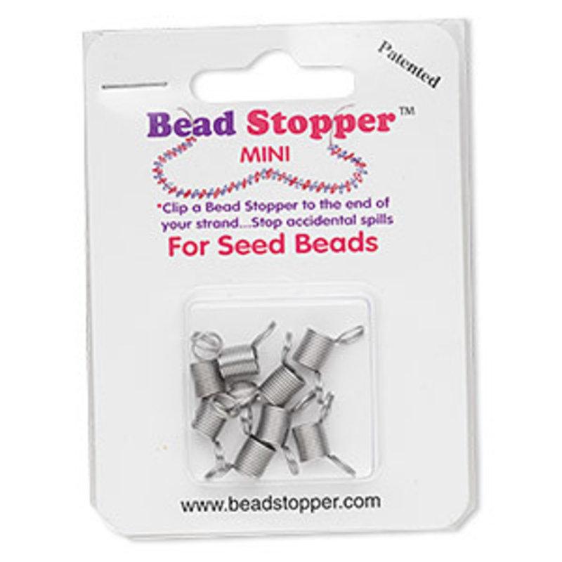 Bead Stopper Bead Stopper Mini For Seed Bead 8Pcs