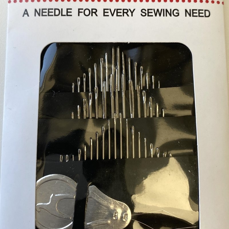 Symak 50 Asst. Needles W/ Threader