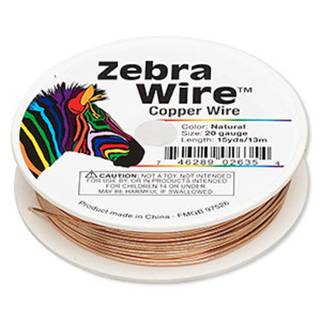 Zebra Wire Zebra Wire Natural