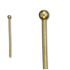 Bead World Ball End Head Pins
