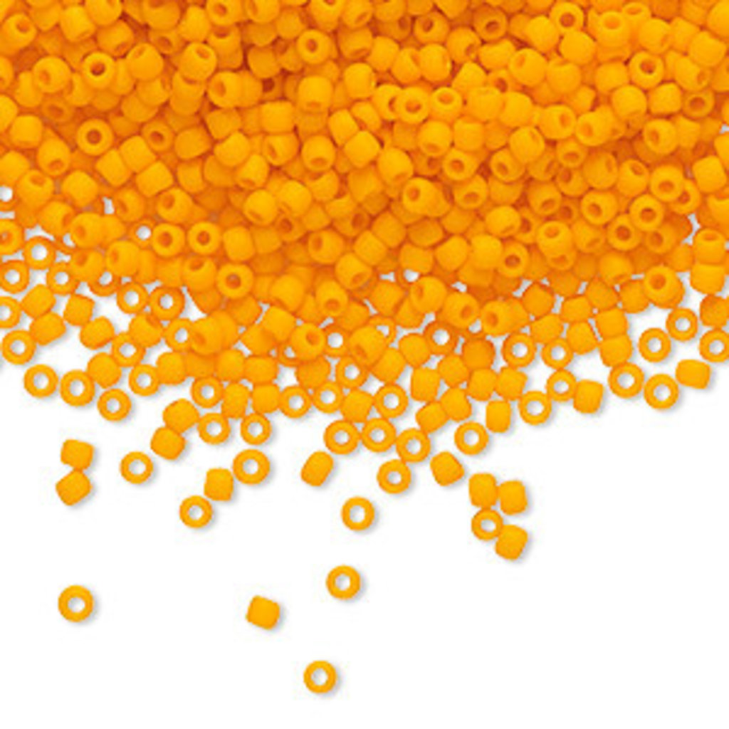 Toho Toho#11 Opaque Frost Cantaloupe A4265   7.5gm