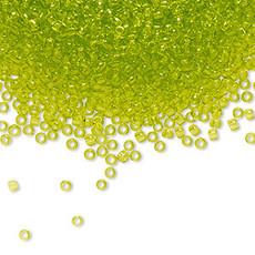 Toho Toho#11 Transparent  Lime Green   A4250    7.5gram