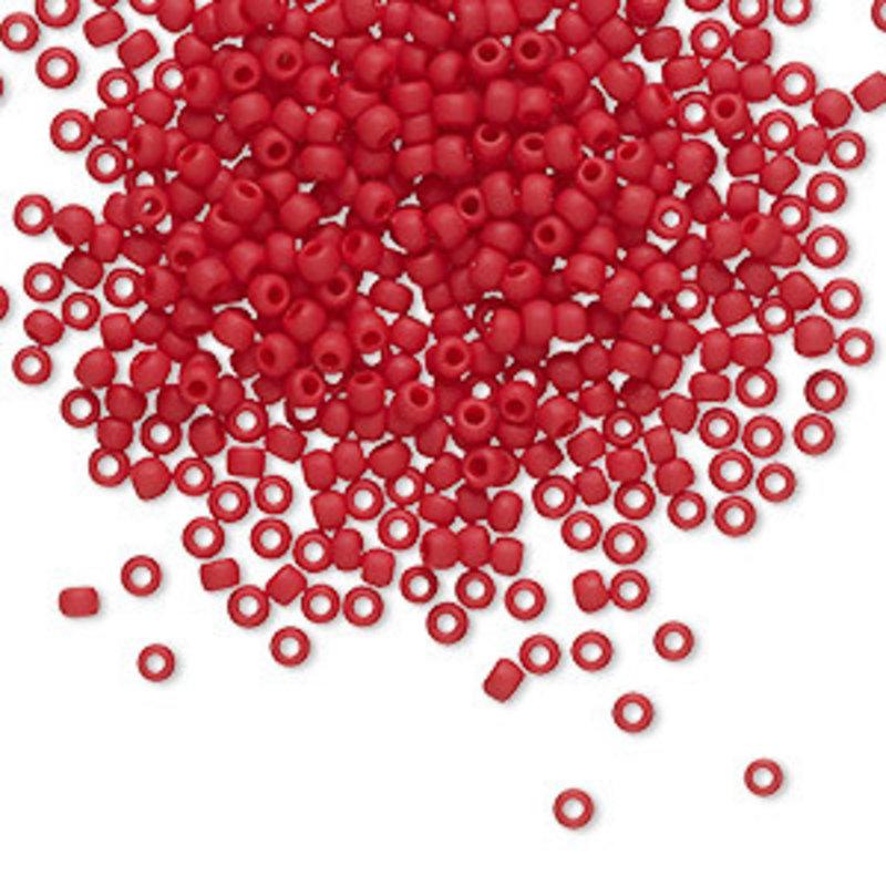 Toho Toho#11 Opaque Frost Pepper Red A4148    7.5gram