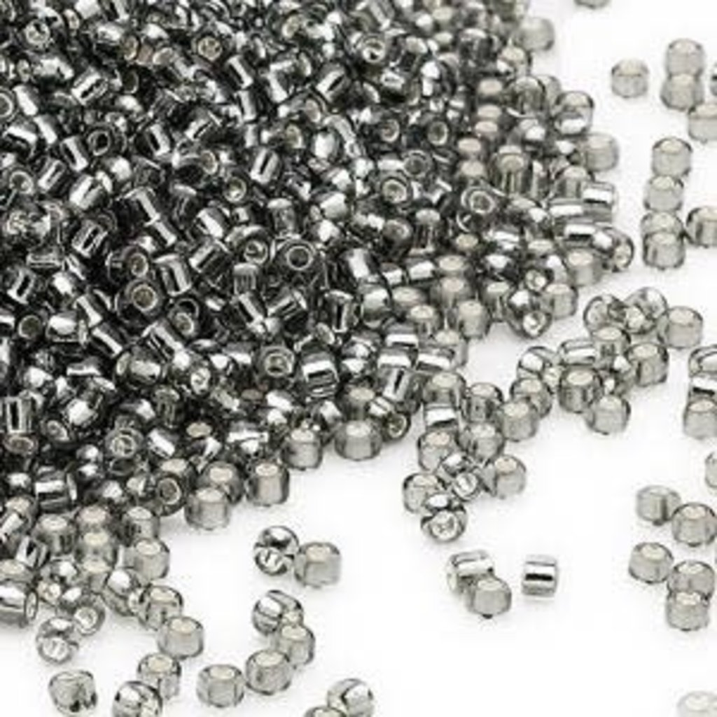 Dyna-Mites Dyna-Mites #11Round Silver Lined Transparent Gunmetal 40 Grams Package