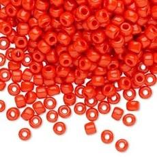 Dyna-Mites Dyna-Mites #6 Round Opaque Dk Orange 40 Grams Package