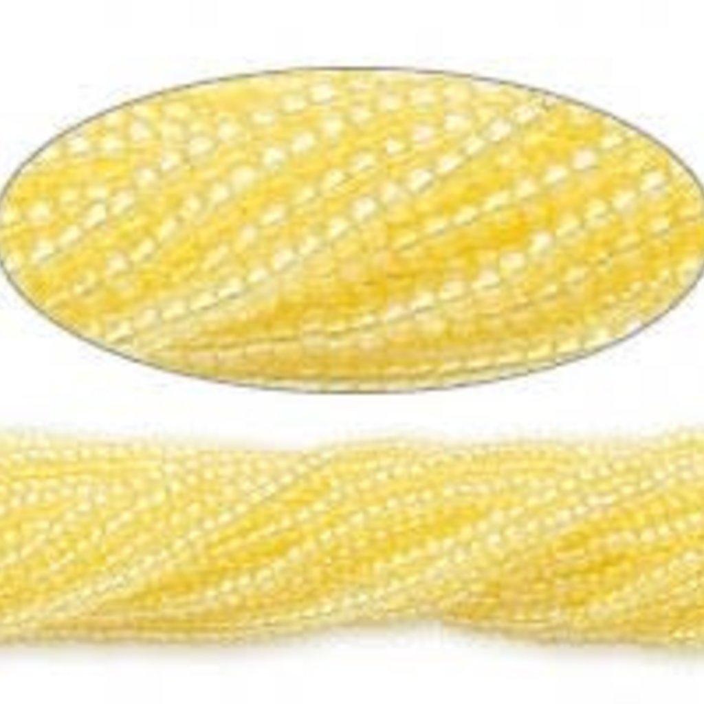 Preciosa Sb#11 Sol Gel Rainbow Yellow/Hank