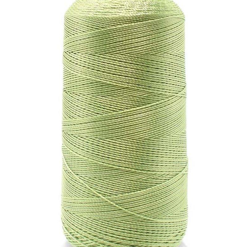 - Beading Thread Lt Green #6D Nylon 450M