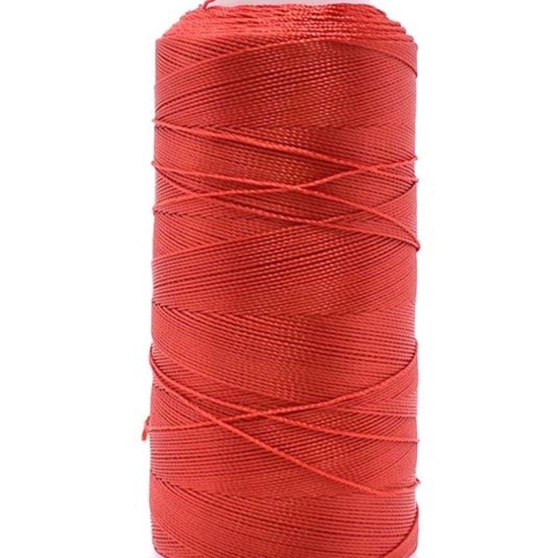 - Beading Thread Red #6D Nylon 450M
