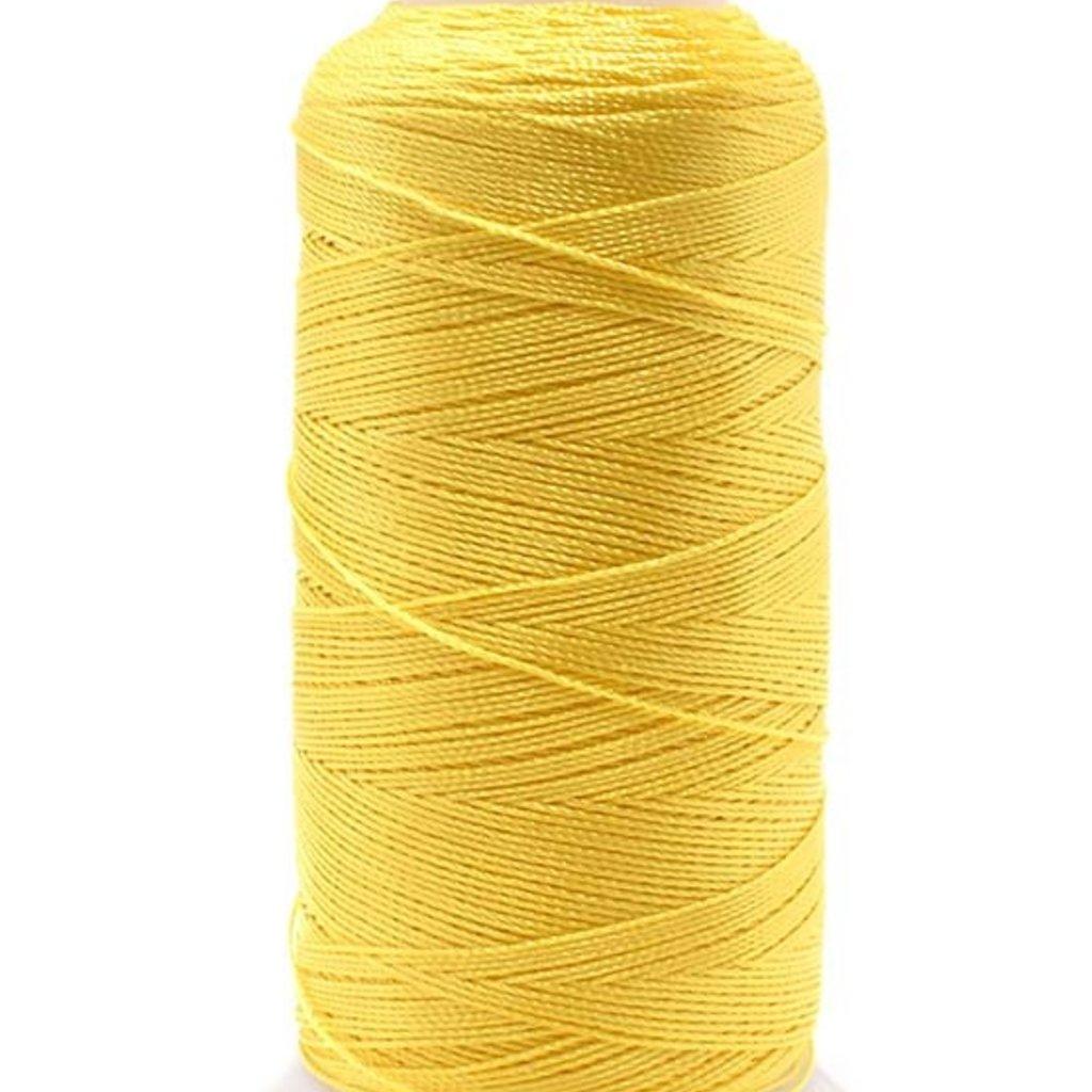 - Beading Thread Yellow #6D Nylon 450M
