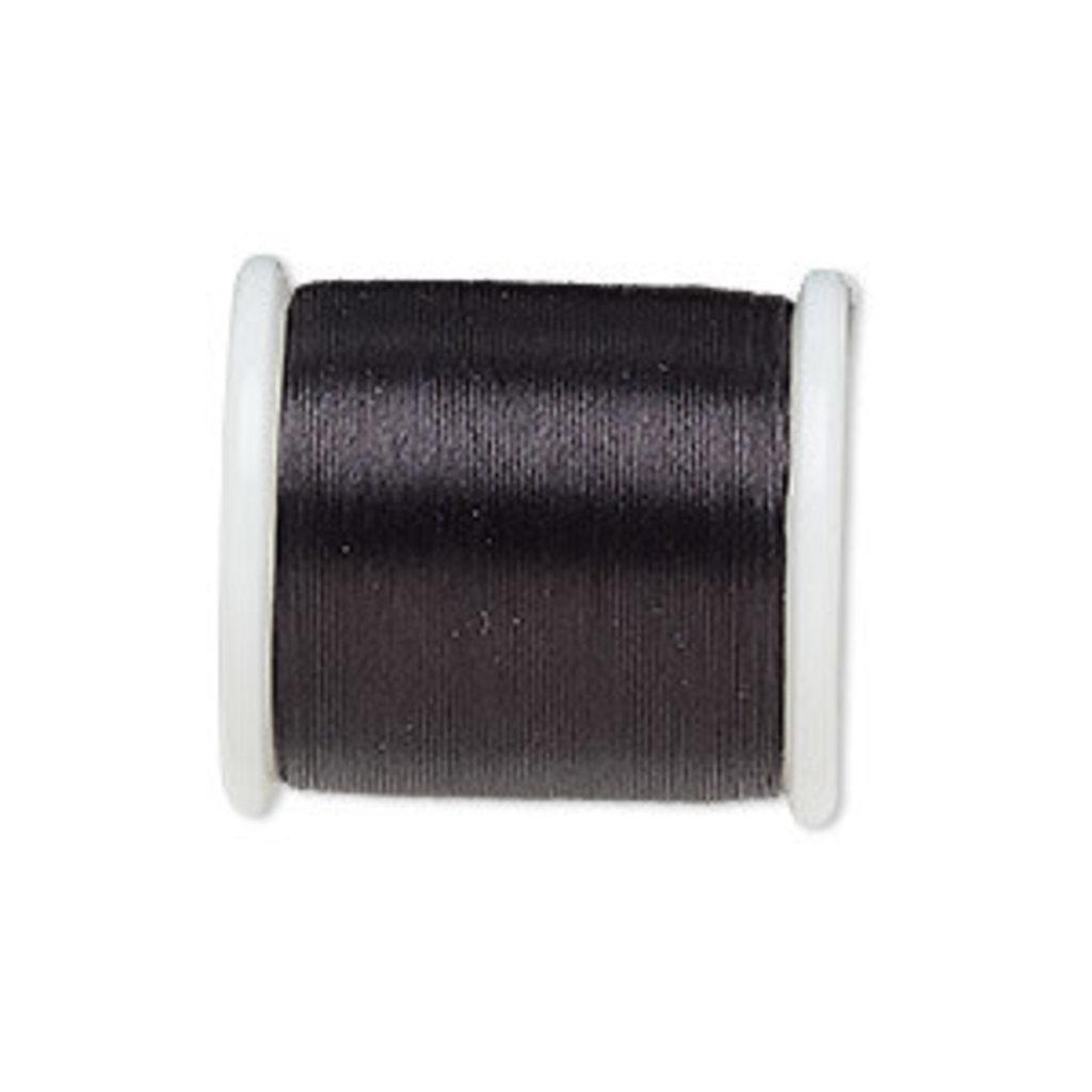 KO Thread Ko Thread Nylon Black 55Yd 0.15mm diameter