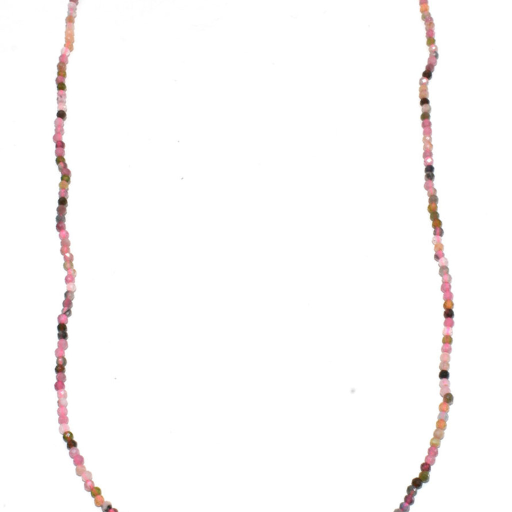 Bead World Tourmaline Faceted