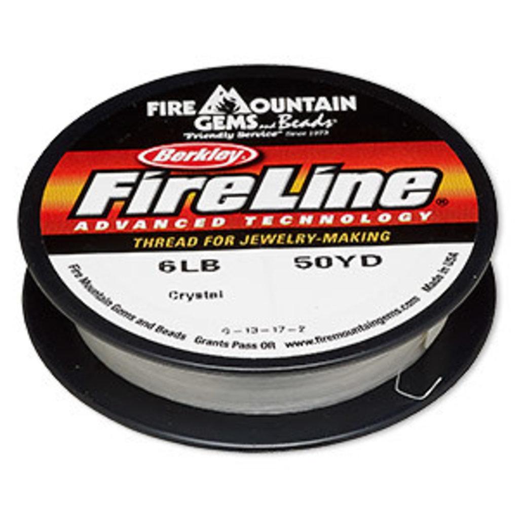 Fireline Fireline Crystal 6LB