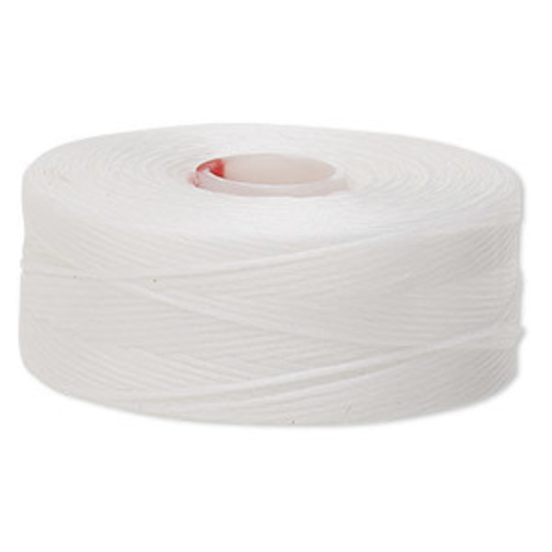C-Lon C-Lon Nylon White D 156Yrds Bobbin