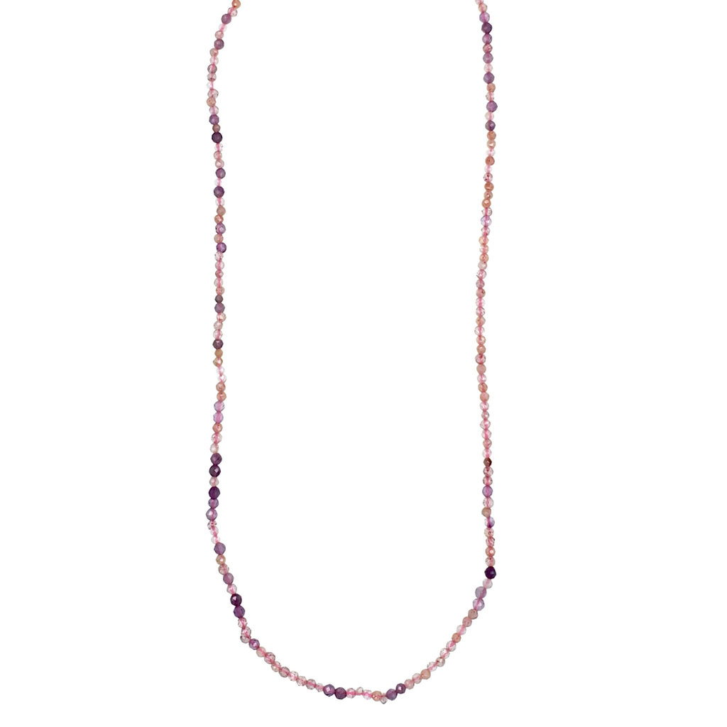 """Bead World Super 7 Faceted 16"""" Strand"""