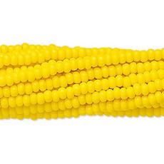 Sb# 8 Opaque Yellow/Hank
