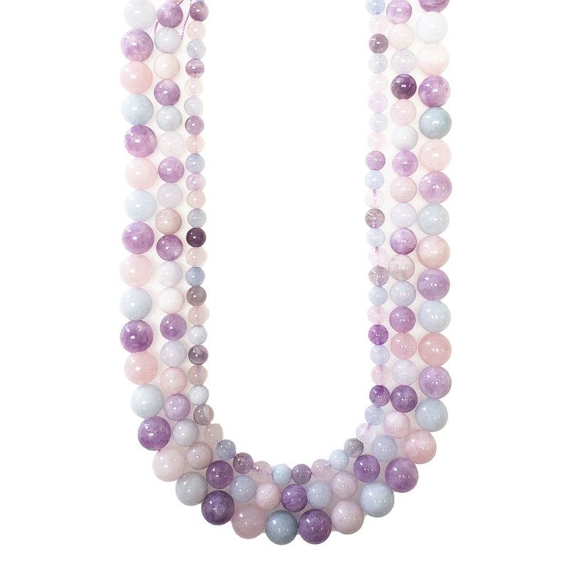 "Bead World Dream Lavender 16"" Strand"
