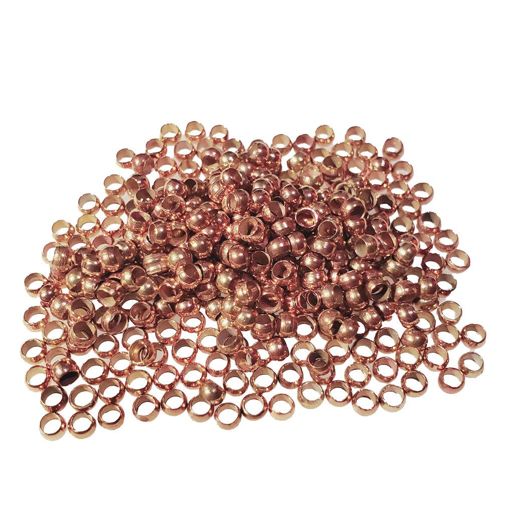 Bead World Round Crimp Beads