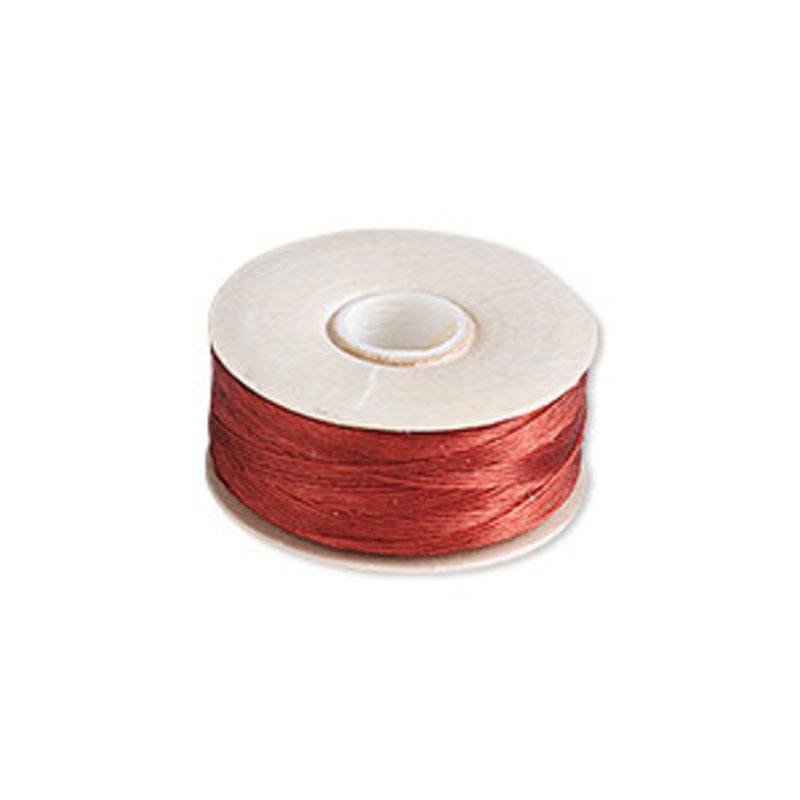 Nymo Thread Nymo Red #D 128Yd