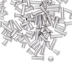 Aluminum Rivet 3.5x3mm 100pcs