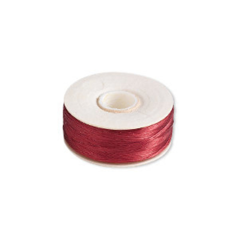 Nymo Thread Nymo Red #OO 220yd