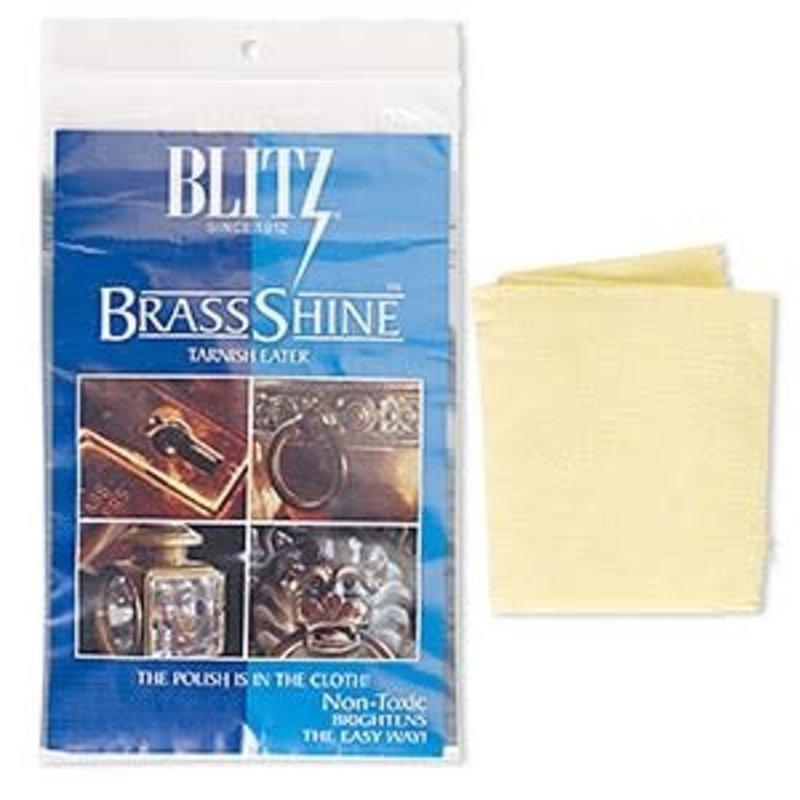 Blitz Shine Cloth 14x11 inch