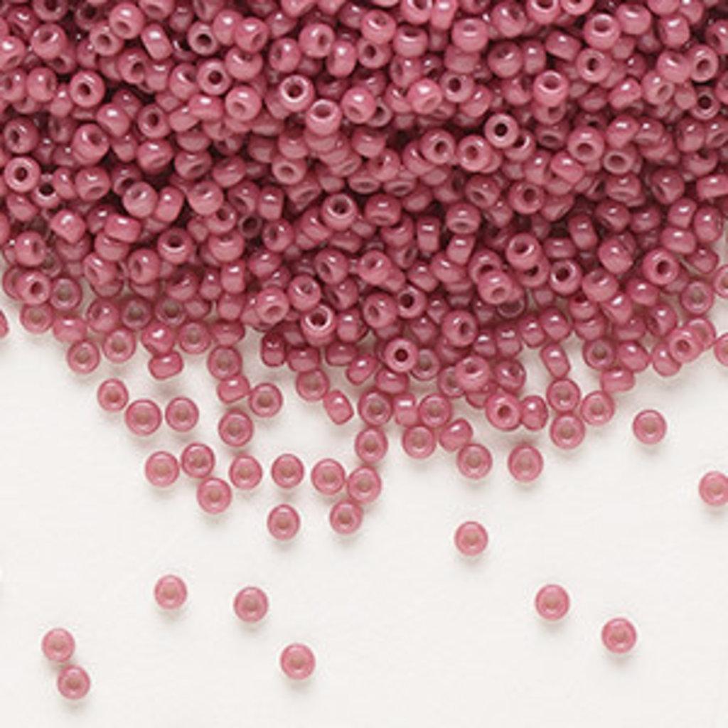 Miyuki #11 Rocaille Seed Bead Opaque Pansy 25 Grams