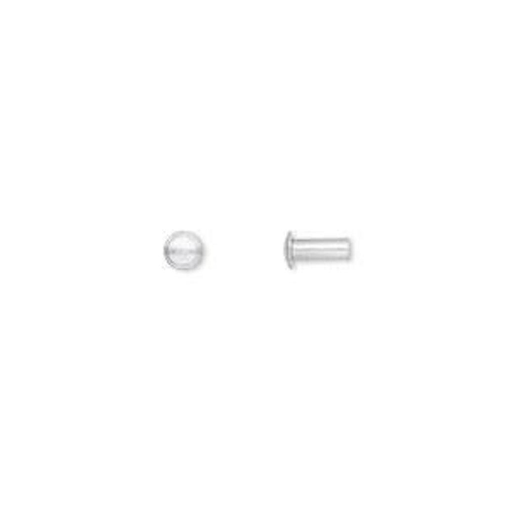 Aluminum Rivet 5.5x3mm 100pcs