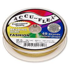Accu-Flex Accu-Flex Dijongold .024In 30F