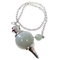 Green Aventurine Round Pendulum 20mm
