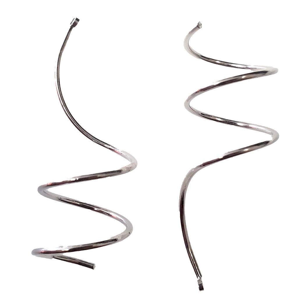 Bead World Earring Component Twirl
