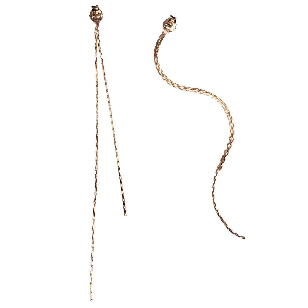 Bead World Ear Threads Earring Back