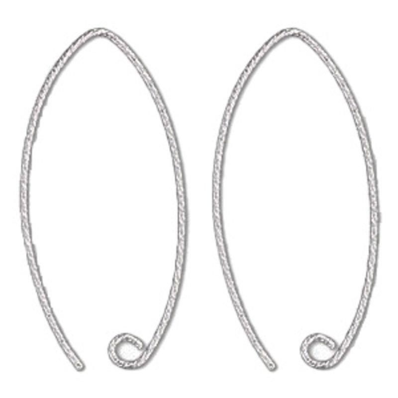 Bead World V Shape Ear Wire