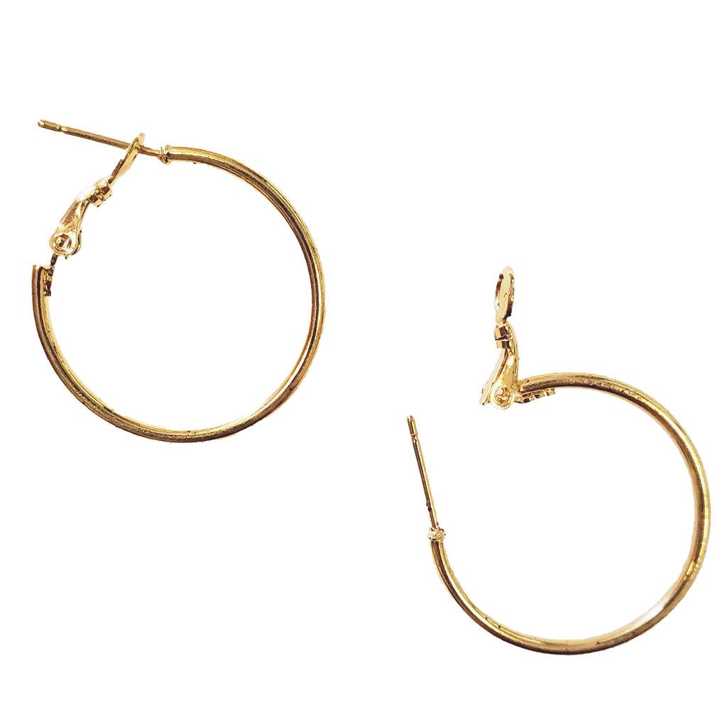 Bead World Earring Hoop Wire Plain