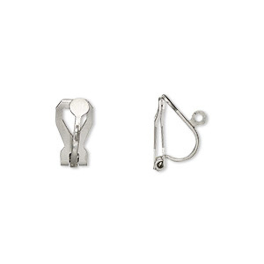 Bead World Clip-On Earring Components