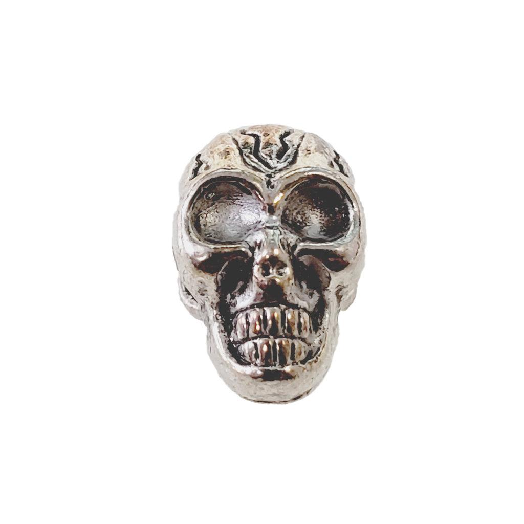 Skull Charm 8x12mm