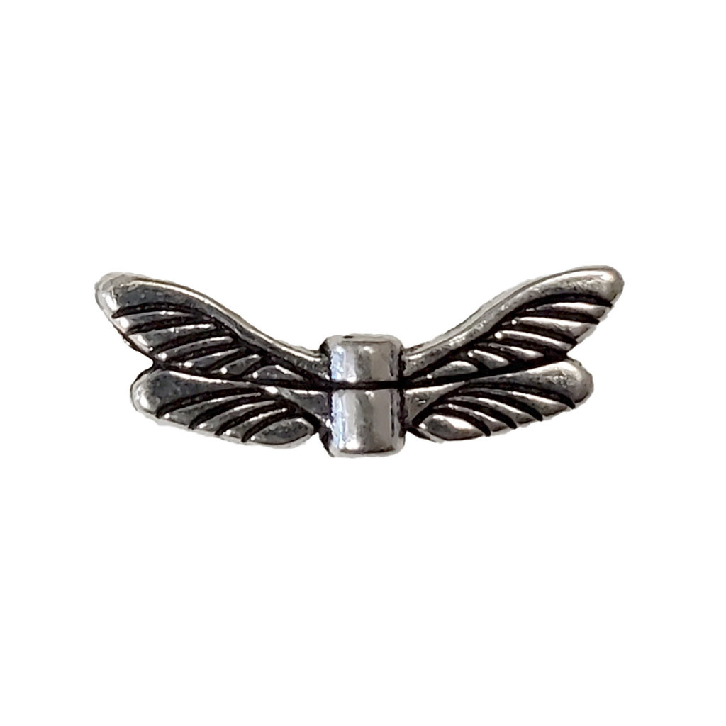 Dragonfly Wing Charm 21x6mm