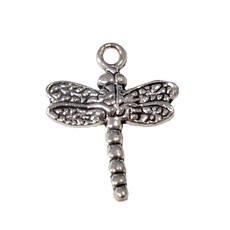 Dragonfly Charm 16x16mm