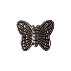 Small Butterfly Charm 11x11mm