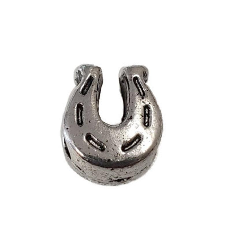 Horseshoe Charm 9x11mm
