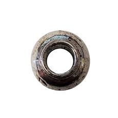 Large Hole Faith Charm 11x9mm