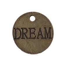Gold Dream Charm 16mm