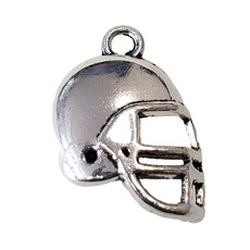 Football Helmet Charm 14x18mm