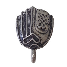 Baseball Glove Charm 21x28mm